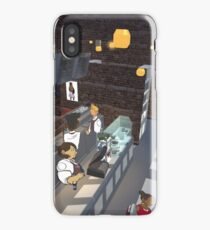 The Bar iPhone Case