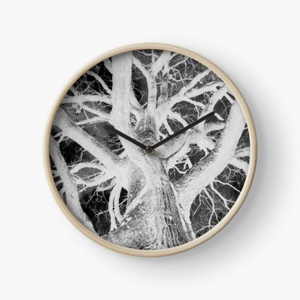 Branches Clock