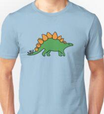 Netter Stegosaurus Slim Fit T-Shirt