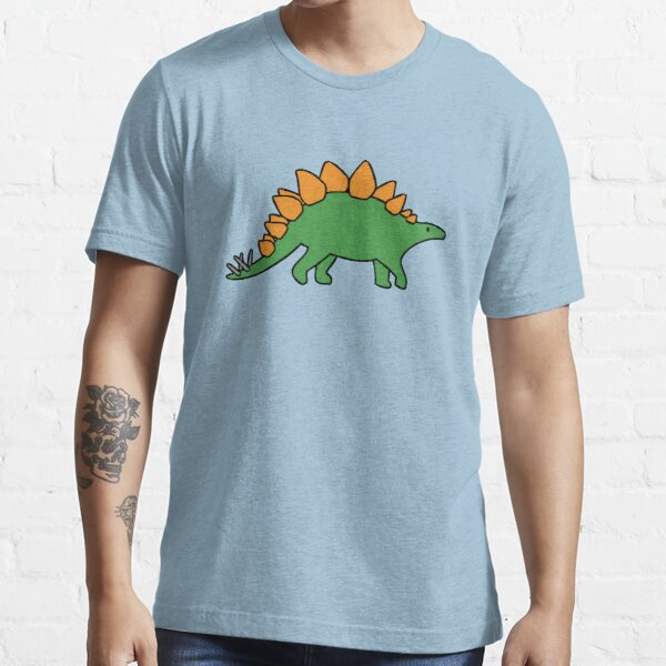 Cute Stegosaurus Essential T-Shirt