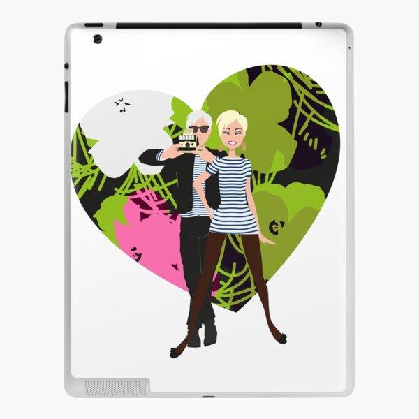 Andy & Edie tribute 2 Skin adhésive iPad