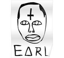 Tyler the Creator: Posters | Redbubble Earl Sweatshirt Stencil