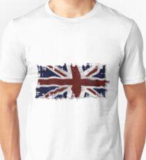 Patriotic Union Jack UK Union Flag Unisex T-Shirt