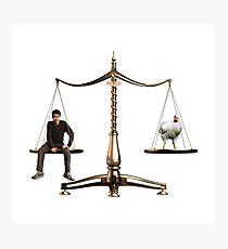 Animal Equality- Scale Photographic Print
