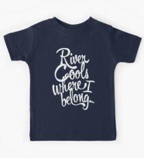 River Cools 2 Kids T-Shirt