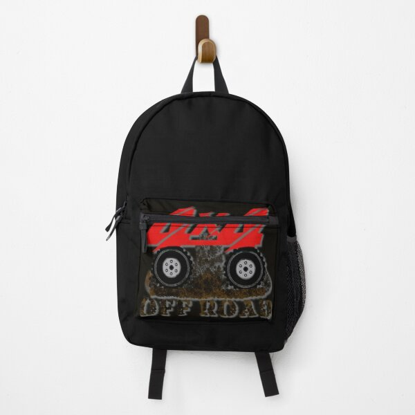 4x4 off-roading Backpack