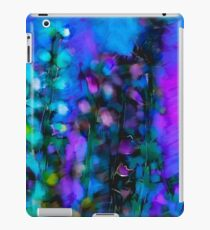 Abstract Art Floral Duvet Cover iPad Case/Skin