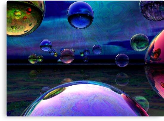 Somewhere Over the Rainbow by Benedikt Amrhein