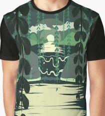 Midnight Marsh Graphic T-Shirt