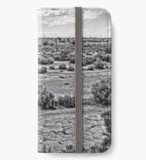 Dry wash Arizona iPhone Wallet