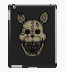 The CAT - Five Nights at Candy's 2 - Pixel art iPad Case/Skin