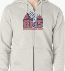 BMS - Blue Mountain State Zipped Hoodie