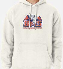 Sudadera con capucha BMS - Blue Mountain State