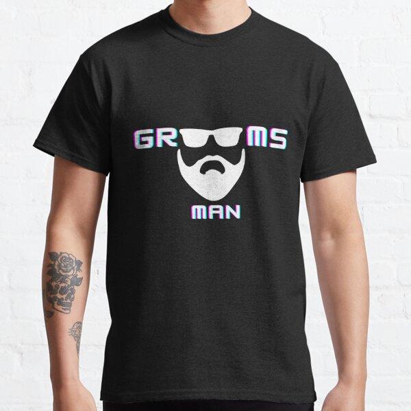 Groomsman Shirt Classic T-Shirt