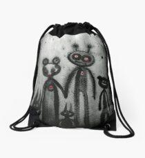 not so different  Drawstring Bag