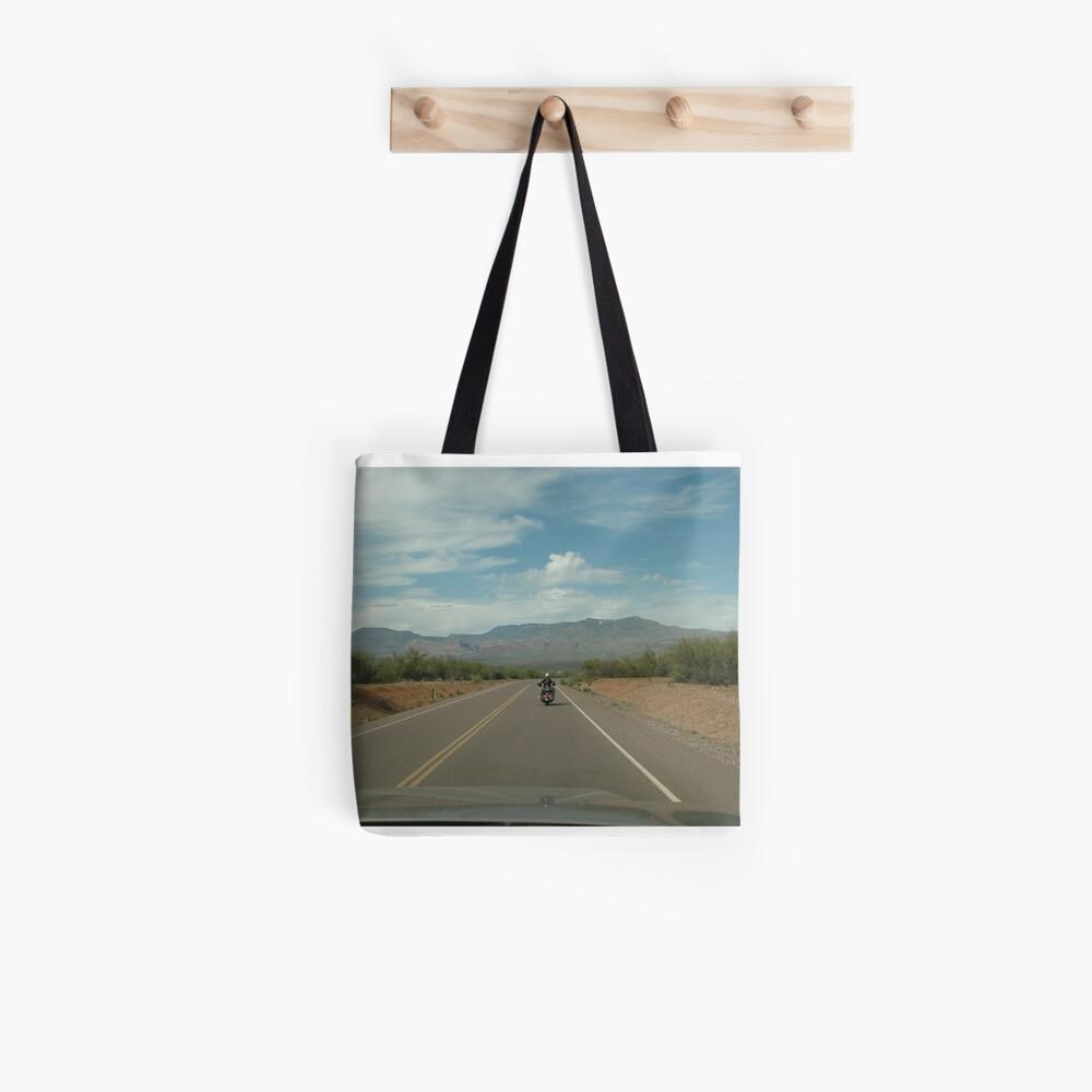 Arizona State Highway 88 Tote Bag