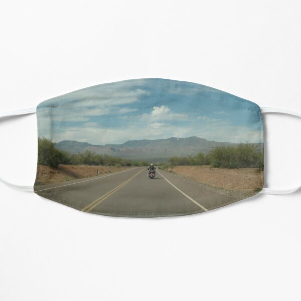 Arizona State Highway 88 Flat Mask