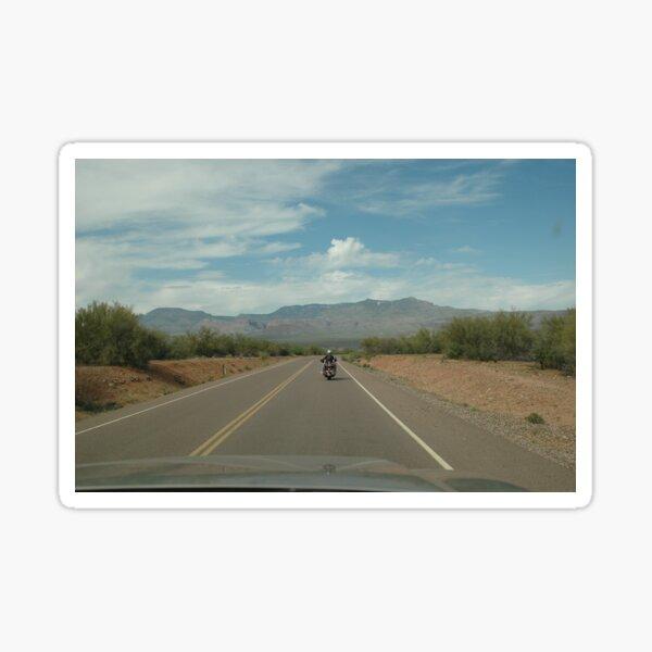 Arizona State Highway 88 Sticker