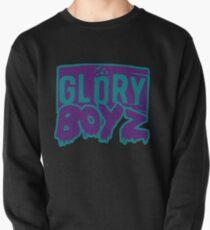 Glory Boyz purple and blue T-Shirt