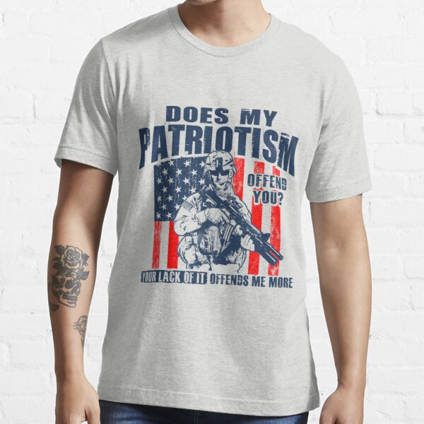 Patriotism Essential T-Shirt