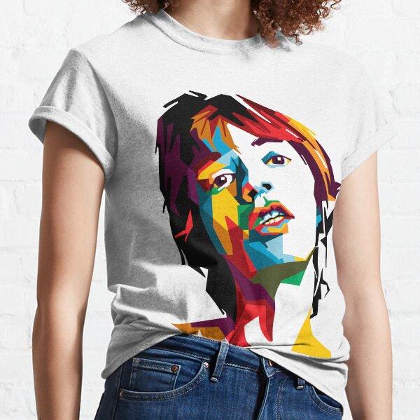 Mick Jagger Classic T-Shirt