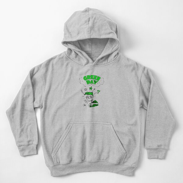 Best of green day logo wilatikta Kids Pullover Hoodie