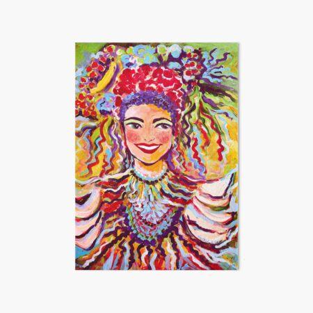 Carmen Art Board Print