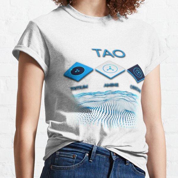 Nexus Official TAO Framework Stack (Tritium, Amine, Obsidian) Classic T-Shirt