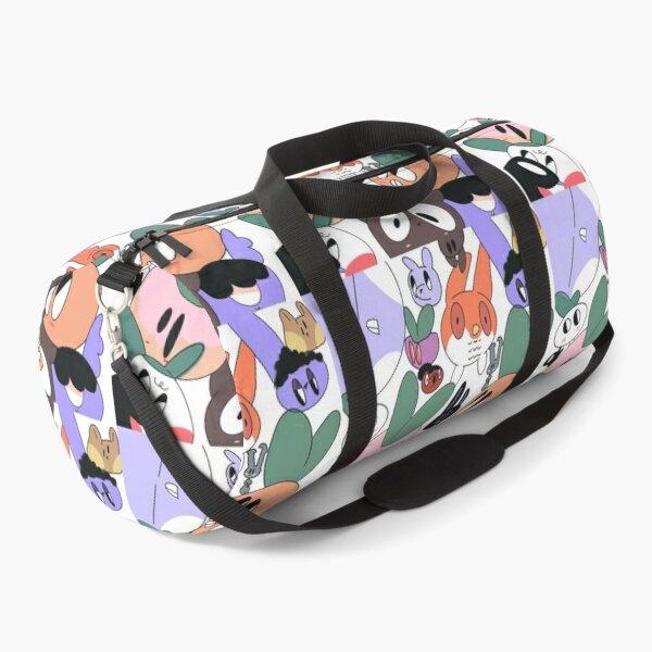 Cute Chaos Bubble Duffle Bag