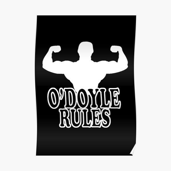 O'Doyle Rules - Billy Madison Poster