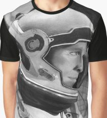 Interstellar Graphic T-Shirt