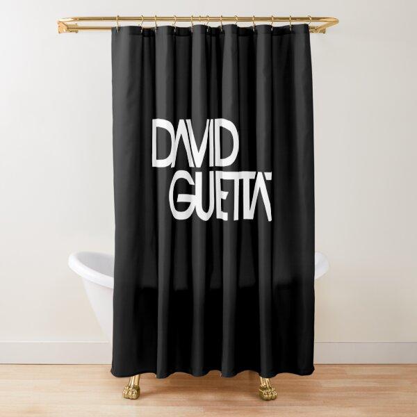 David Guetta Cortina de ducha