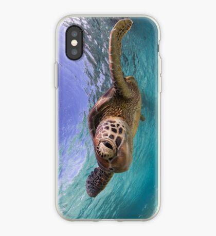 Sweet gaze iPhone Case