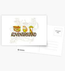Abenteuerland Postkarten
