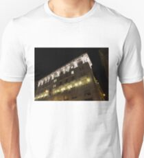 Architecture in Rome, Italy - Just Lift Your Head, Day and Night Unisex T-Shirt