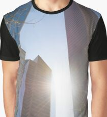 City Flare Graphic T-Shirt