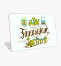 Fantasyland Laptop Skin