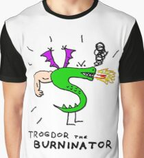 Trogdor, The Burninator Graphic T-Shirt