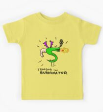 Trogdor, The Burninator Kids Tee
