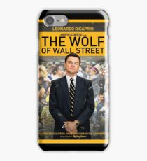 The Wolf Of Wall Street iPhone Case/Skin