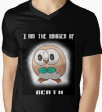Bringer of Death Rowlet Men's V-Neck T-Shirt