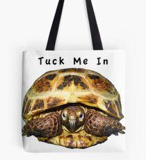 Tortoise - Tuck me in Tote Bag