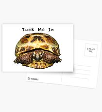 Tortoise - Tuck me in Postcards