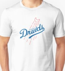 Druids - WoW Baseball  T-Shirt