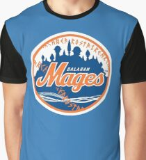 Mages - WoW Baseball  Graphic T-Shirt