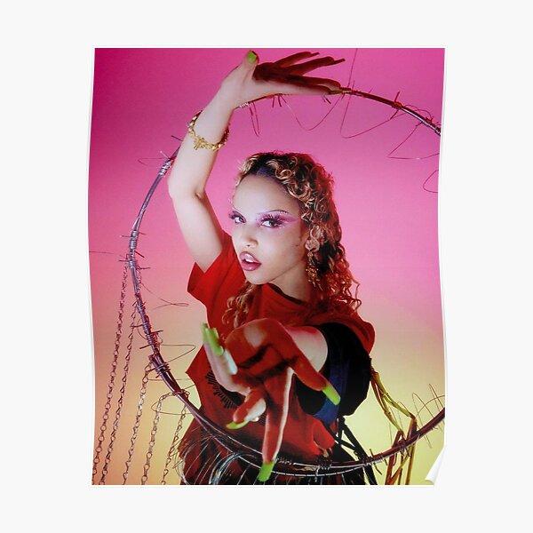 fka Twigs 2021 photoshoot HD  Poster