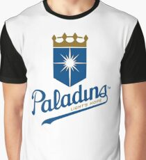Paladins - WoW Baseball Graphic T-Shirt