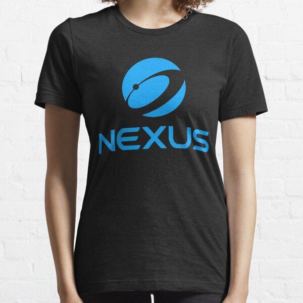 Nexus Official Globe Blue Essential T-Shirt