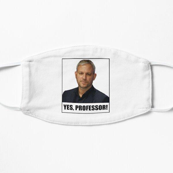 Brett Sutton - Yes, Professor! Flat Mask