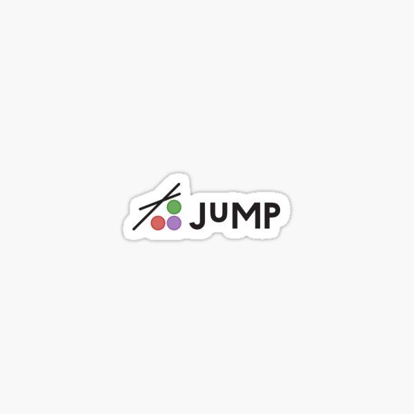 JuMP.jl Logo Sticker